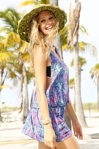 Designer Beach Dress