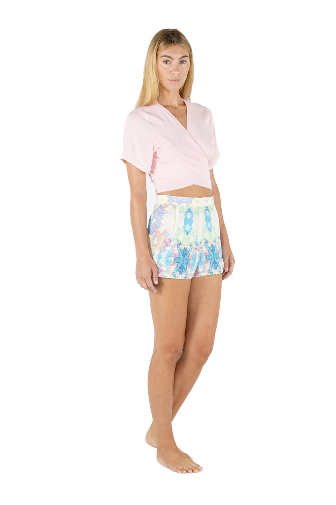 crystal jo shorts