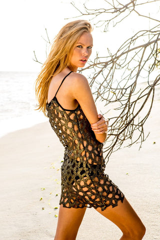 Sauvage Swimwear Dress and Bikini Cover Up