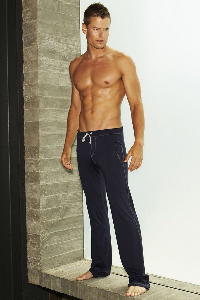 Sauvage Workout Pants - Navy