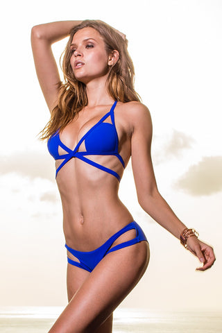 Luxury Cutout Bikini