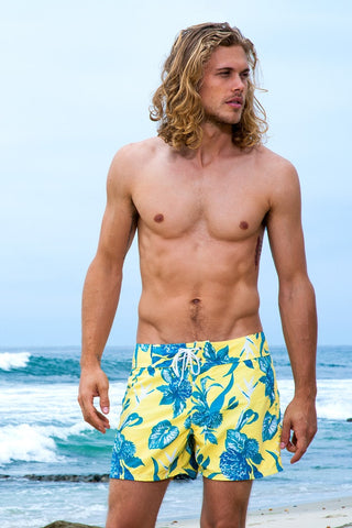 Laguna Surf Shorts - Sauvage