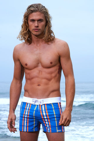 Mens Surf Shorts - Sauvage Swimwear