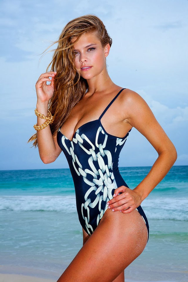 sauvage one piece swimsuit