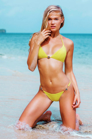 Sauvage Yellow Jewel Bikini - Bikini Luxe