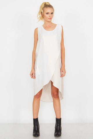 Sugar Lips White Noise Dress