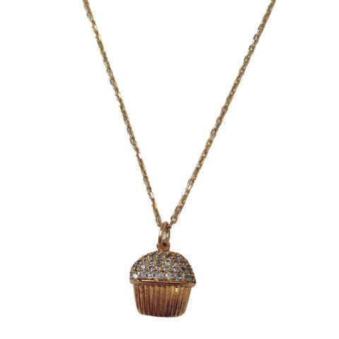Tai Cupcake Necklace