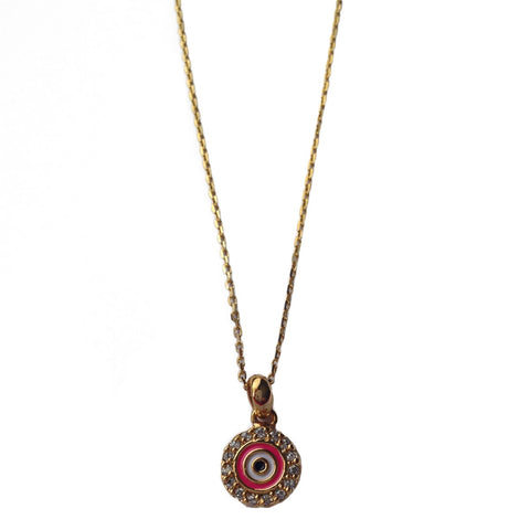 Tai Evil Eye Necklace