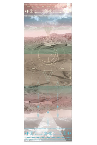 Vagabond Goods Sahara Unique Yoga Mat