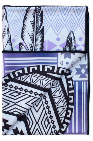 Designer Yoga Towel