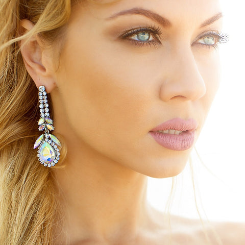 Luxury Chandelier Earrings