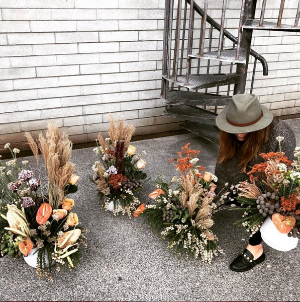 Dried Flowers Textural And Timeless The Botanist Florist