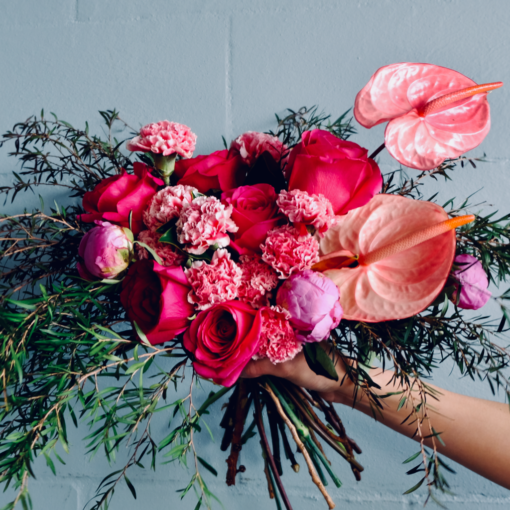 Bright Bouquet - The Botanist Florist