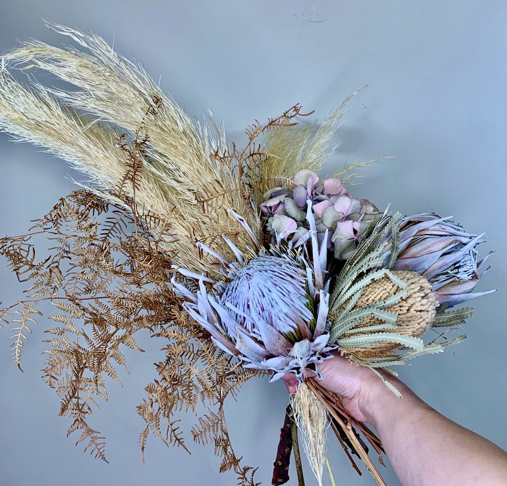 Dried bouquet - Option 6