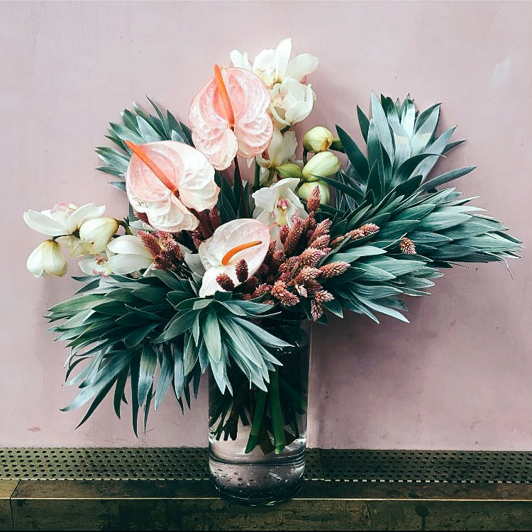 Tropical Twist - The Botanist Florist