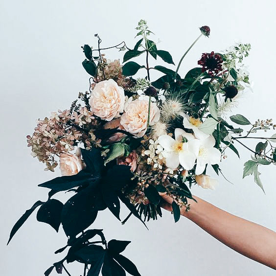 Wild Bouquet - The Botanist Florist