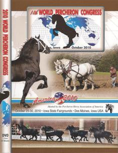 2010 World Percheron Congress