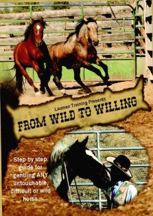 KItty Lauman: From Wild To Willing