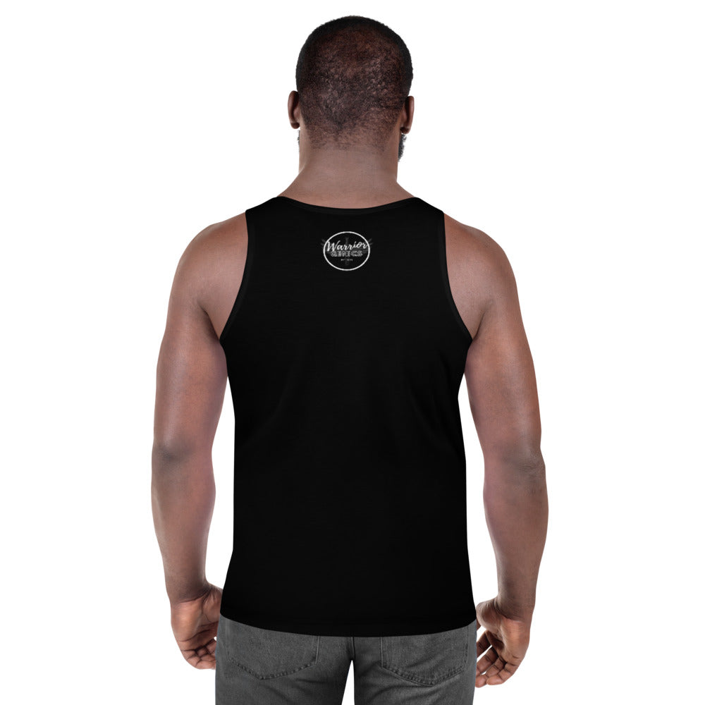 Blood, Sweat, Iron - Unisex Tank Top