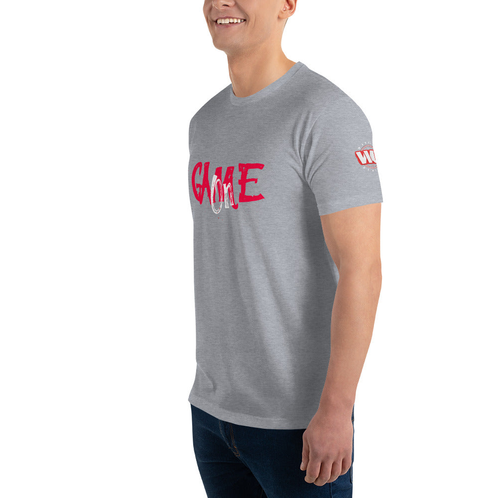 Game On - Fitted Short Sleeve T-shirt