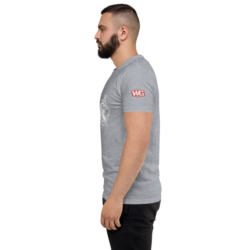 Warrior Life - Men's Short Sleeve T-shirt