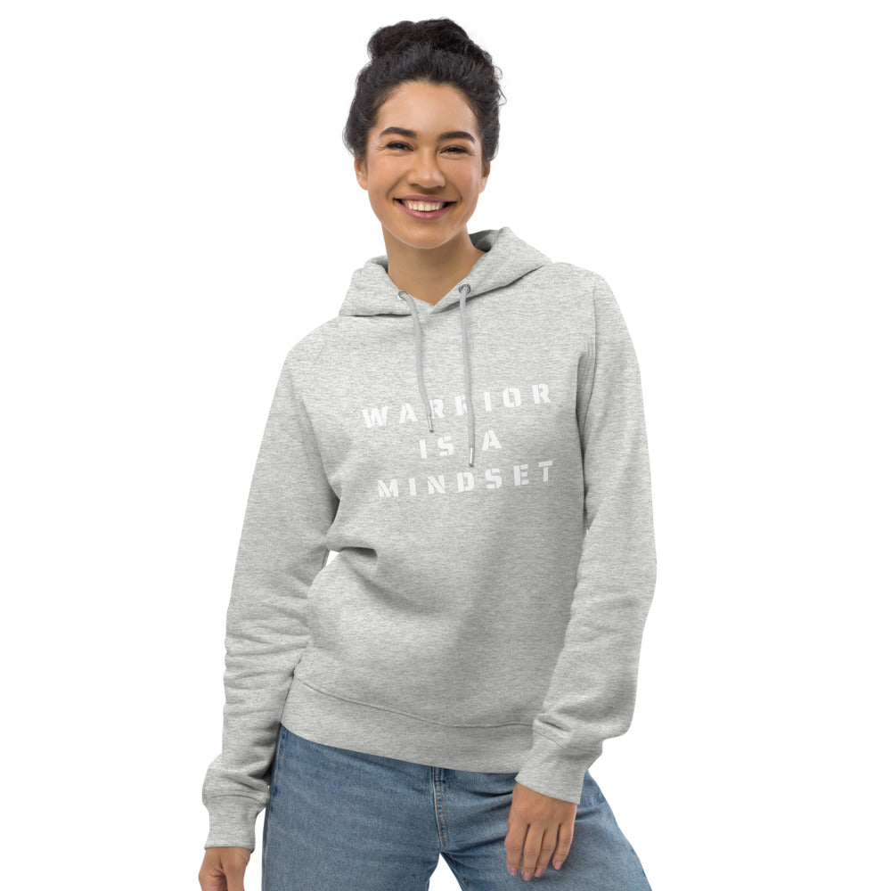 Warrior is a Mindset - Unisex pullover hoodie