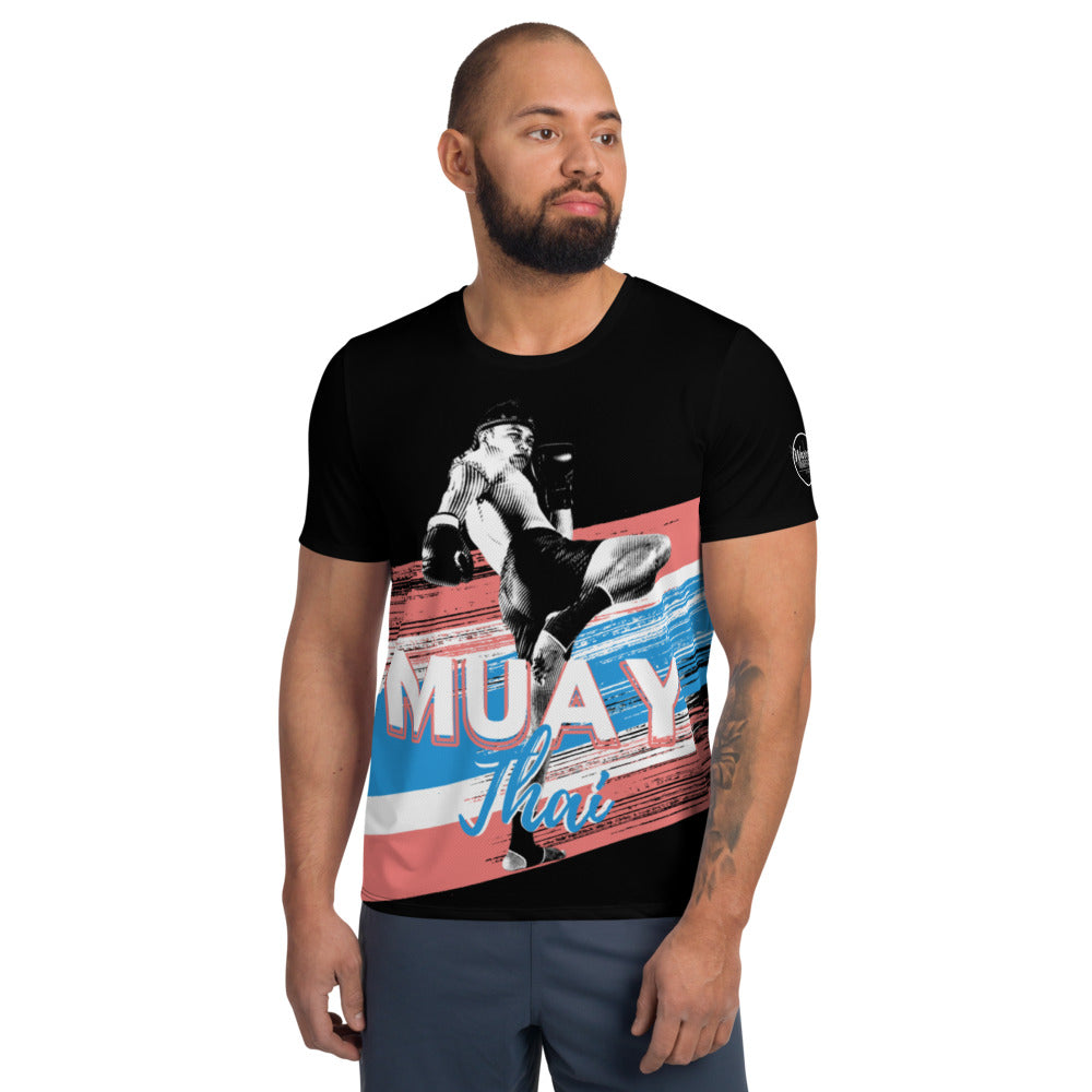 Muay Thai Fighter (Athletic Top) - Warriorgenics