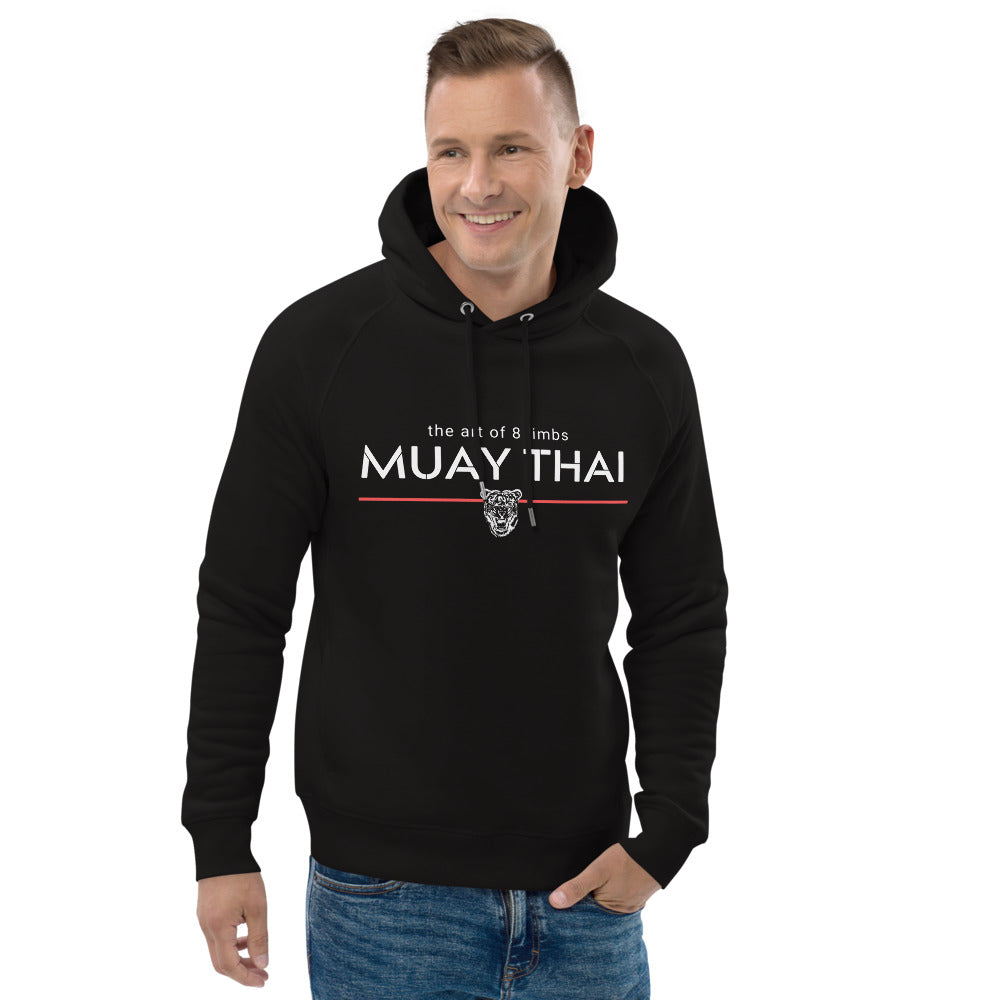 The Art of: Muay Thai - Unisex pullover hoodie