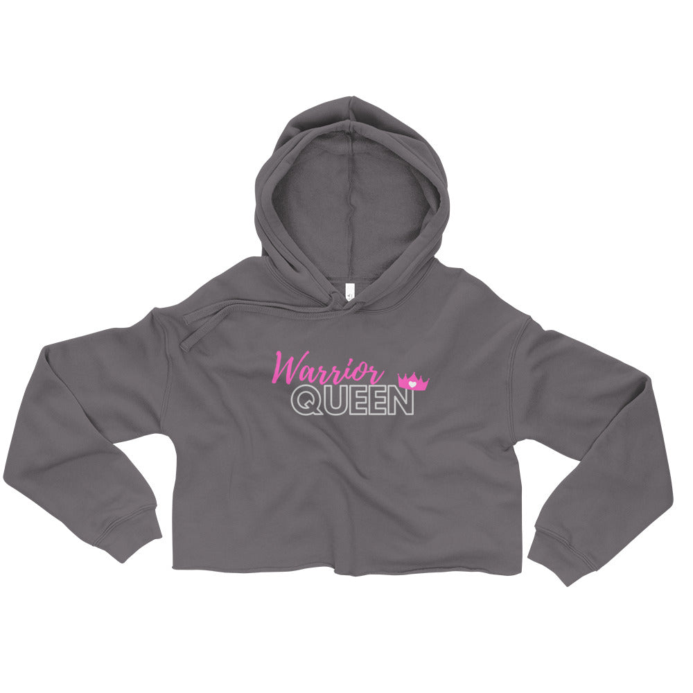 Warrior Queen (Crop Hoodie) - Warriorgenics