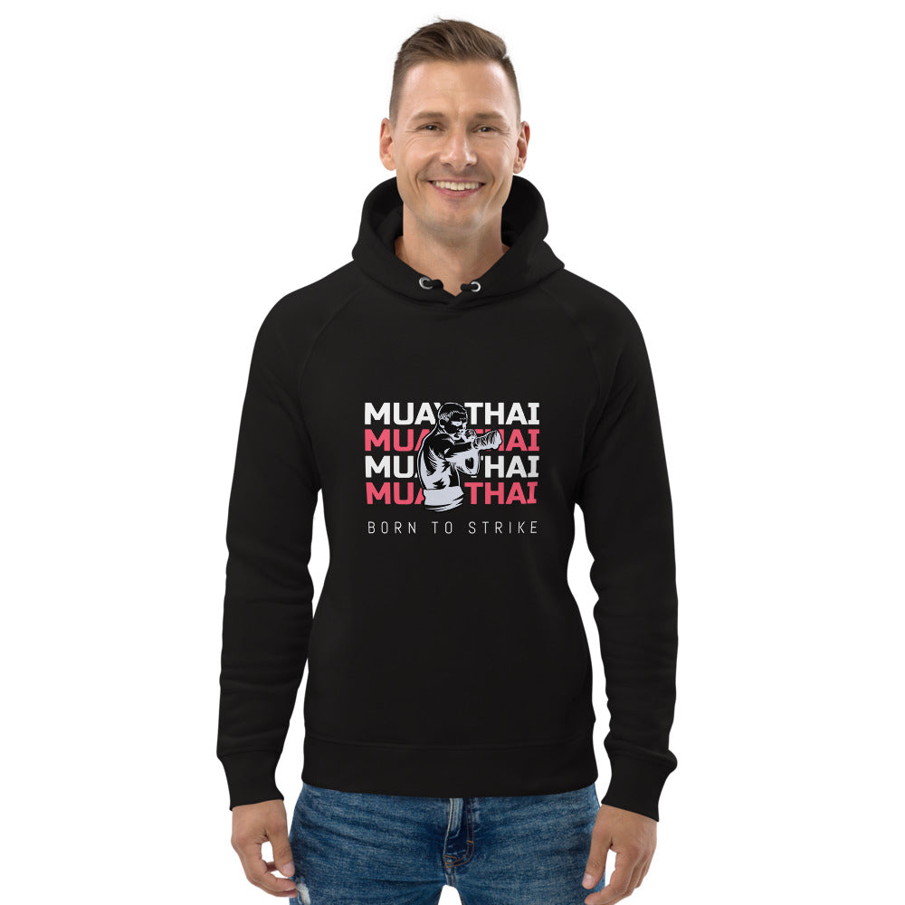 Born for Muay Thai - Unisex pullover hoodie