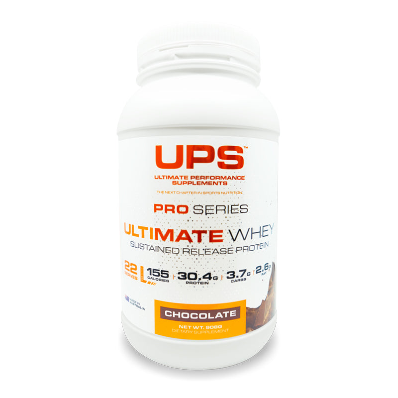 UPS Ultimate Whey - 908g