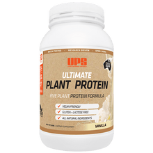 Load image into Gallery viewer, UPS Ultimate Plant Protein - 908g
