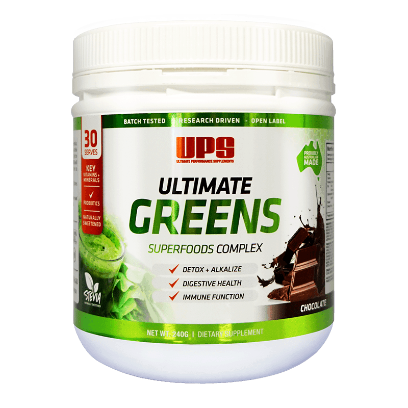 UPS Ultimate Greens
