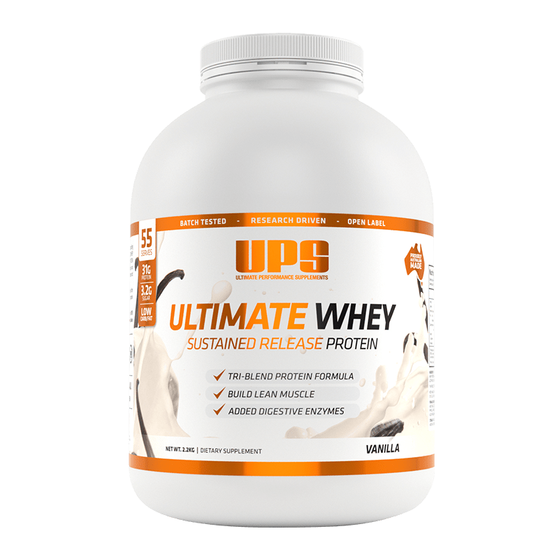UPS Ultimate Whey - 2.2kg