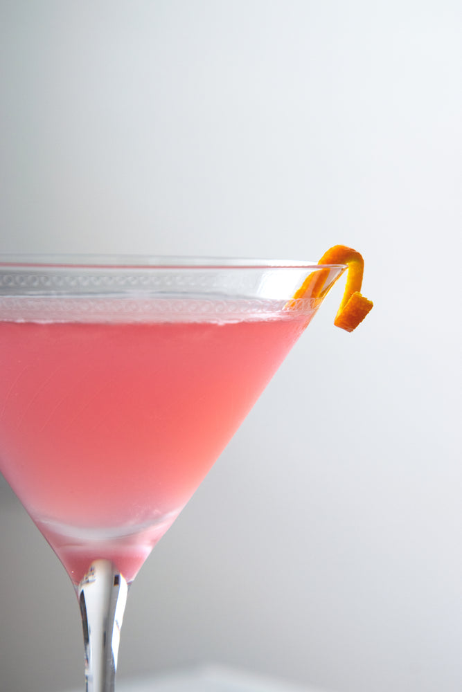 CELEBRATING COSMO DAY WITH THE LOST YEARS RUM COSMO