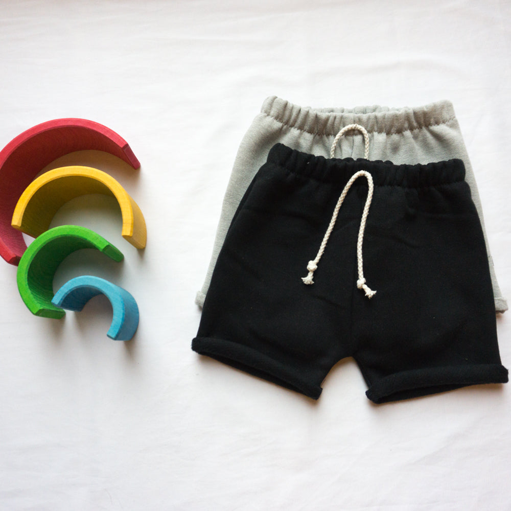 Shorts - Thick Organic Cotton