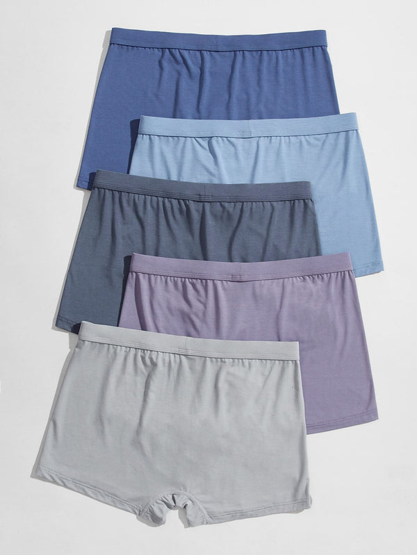 Men 5 Pack Boxer Brief - 𝐄𝐑𝐔𝐌𝐉𝐔𝐒