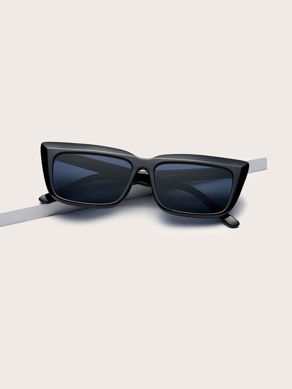 Men Square Frame Sunglasses - 𝐄𝐑𝐔𝐌𝐉𝐔𝐒