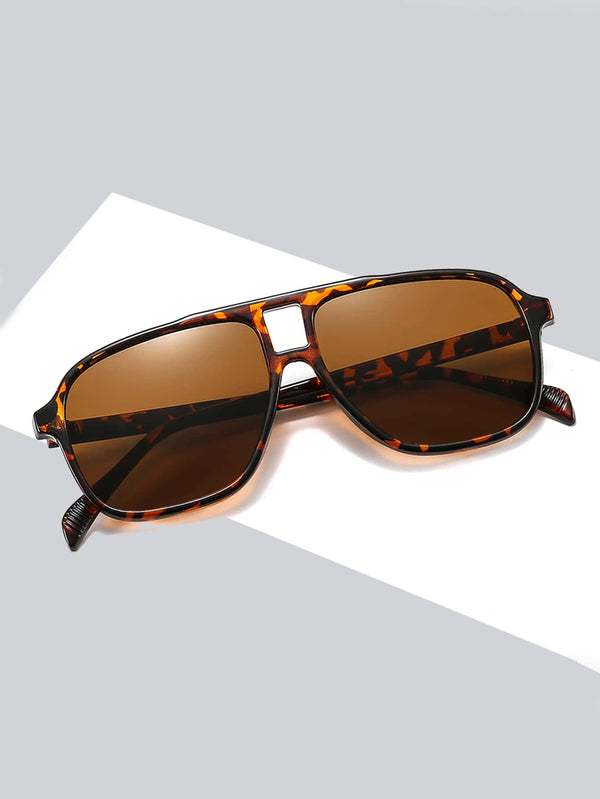 Men Tinted Lens Sunglasses - 𝐄𝐑𝐔𝐌𝐉𝐔𝐒