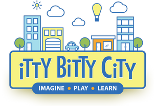 The Toy Shop at Itty Bitty City