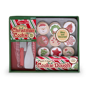 Slice and Bake Christmas Cookie Playset