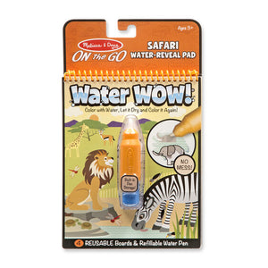 Safari Water Wow