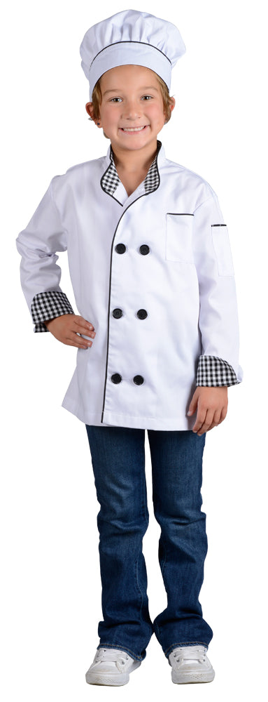 Chef Jacket with Hat