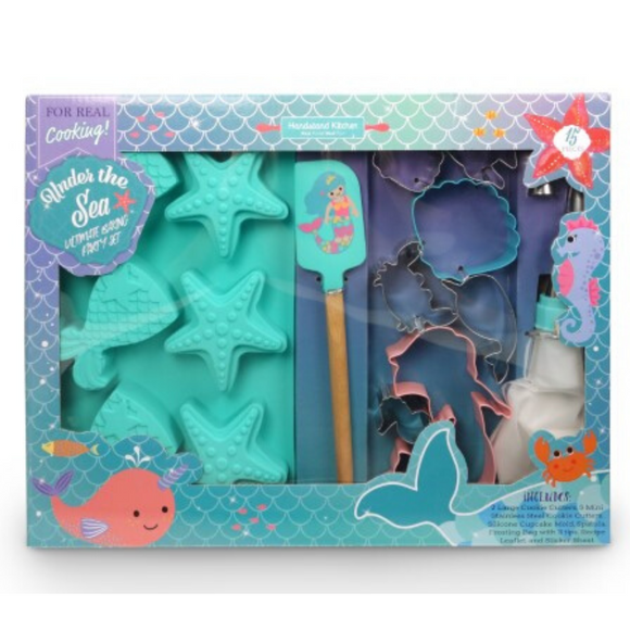 Under the Sea Ultimate Baking Party Set