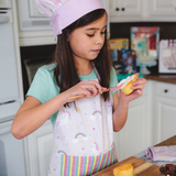Rainbows and Unicorns Deluxe Youth Apron Box Set