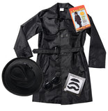 Secret Agent Costume with Accessories