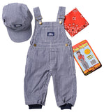 Train Engineer Suit - 18 months