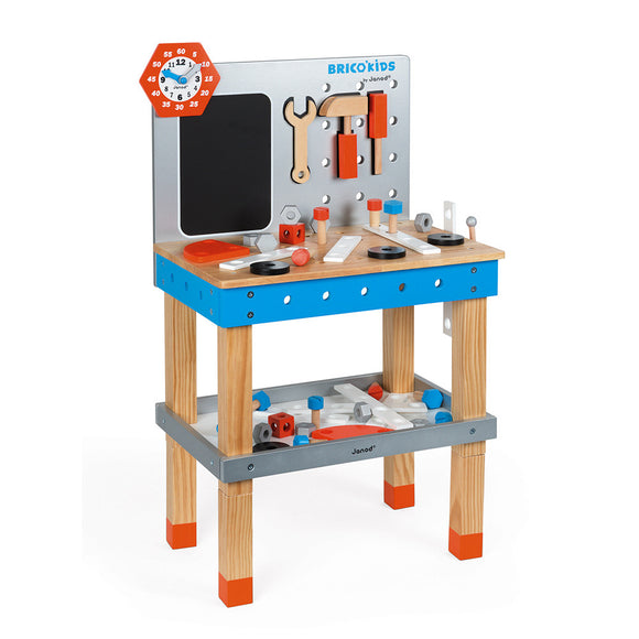 Brico Kids DIY Giant Magnetic Workbench