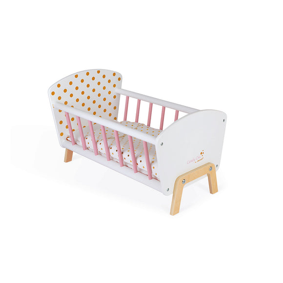 Candy Chic Doll's Bed
