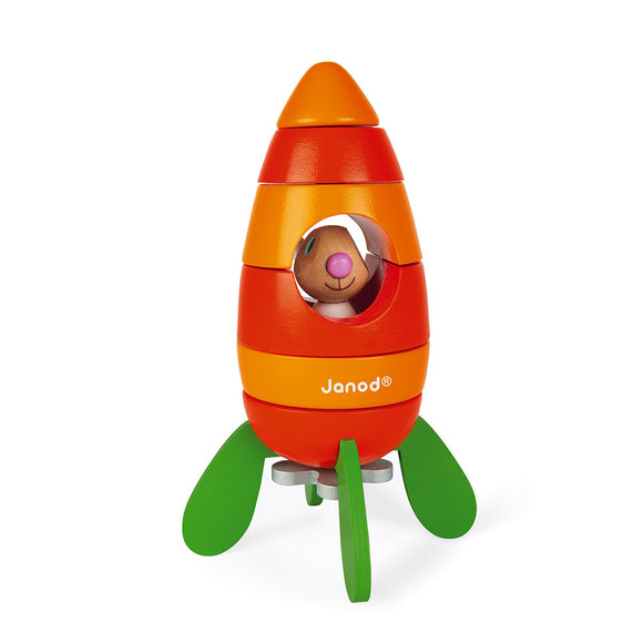 Lapin Magnetic Carrot Rocket